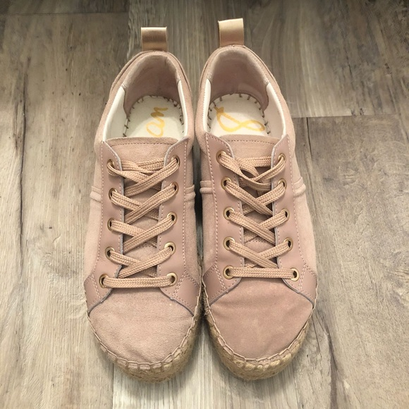 0089543b190f25 Sam Edelman Shoes - Sam Edelman Carleigh Platform Espadrilles Sneaker